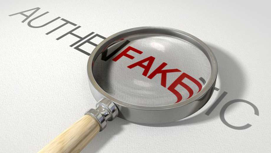 Fakes Are Spreading Faster Than the Virus